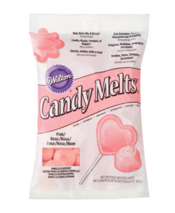 Wilton Candy Melts - pink