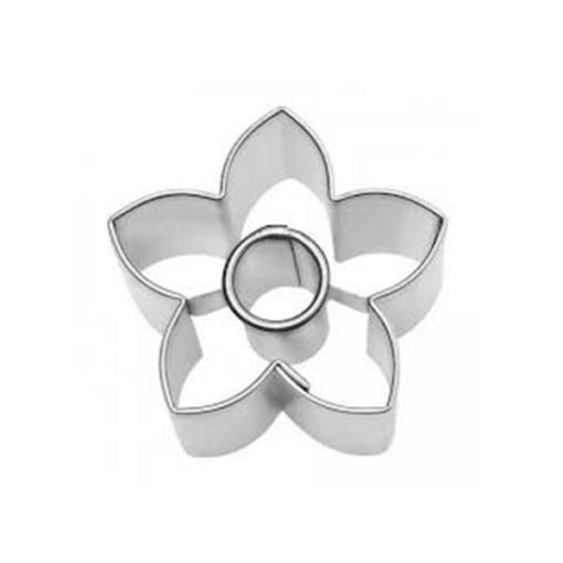 Ausstecher - Blume 4cm