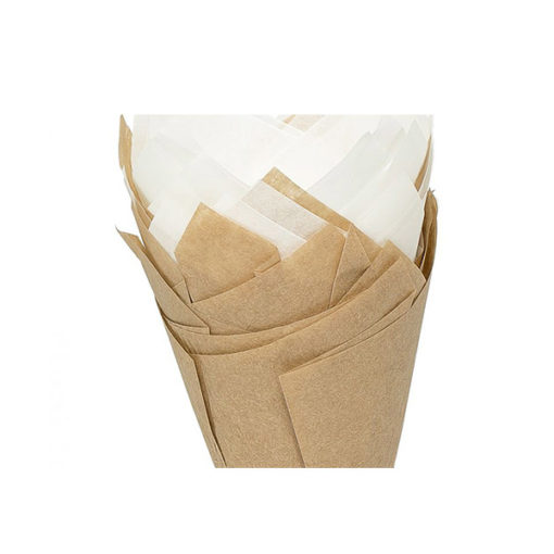 Tulpen Papierbackörmchen
