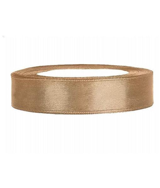 Satinband - gold, 12mm