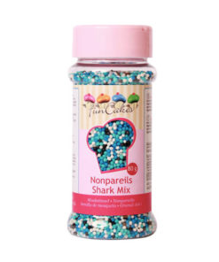 FunCakes Nonpareilles - Shark Mix