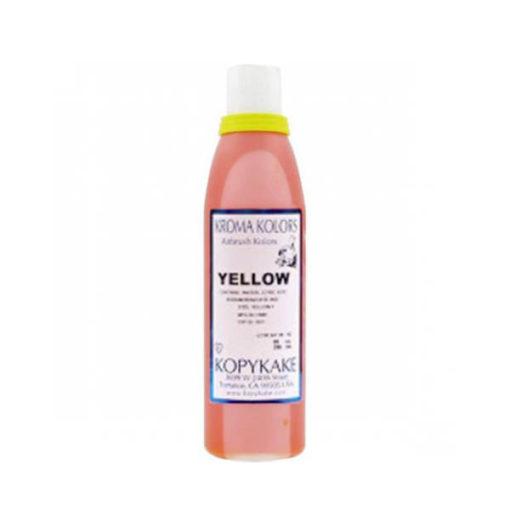 Kroma Airbrush Lebensmittelfarbe gelb