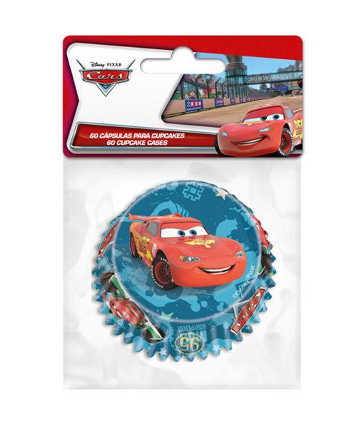 Papierbackförmchen - Cars