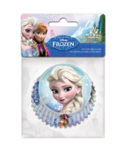 Papierbackförmchen - Frozen/Eiskönigin