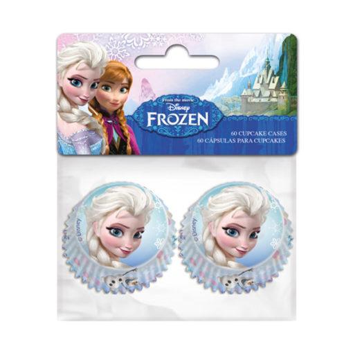 Papierbackförmchen - Frozen die Eiskönigin, mini