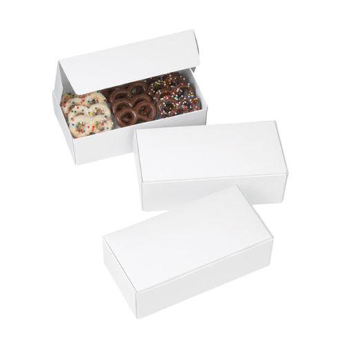 Guetzli Verpackung - weiss (3Stk)