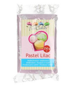 Rollfondant - lila (Pastell)