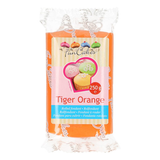 Rollfondant - orange