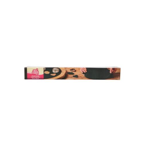 Fondantdecke schwarz (36cm)