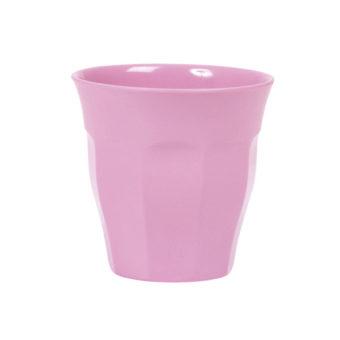 Rice Melamin Becher pink