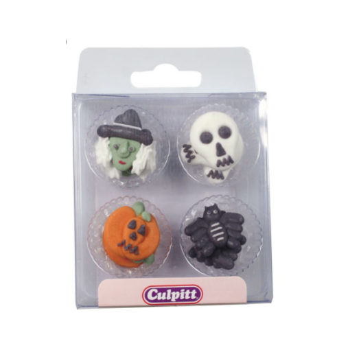 Zuckerdekor Halloween