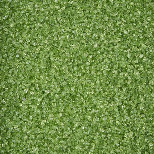 Wilton Bunter Zucker grün