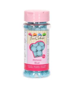FunCakes Streusel Mimosa blau
