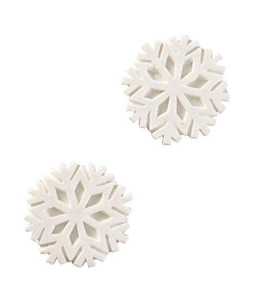 Wilton Zuckerdekor - Schneeflocken