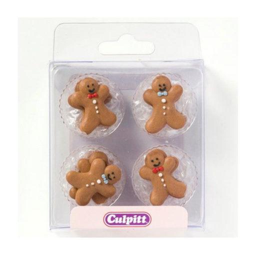 Zuckerdekor Lebkuchenmännchen
