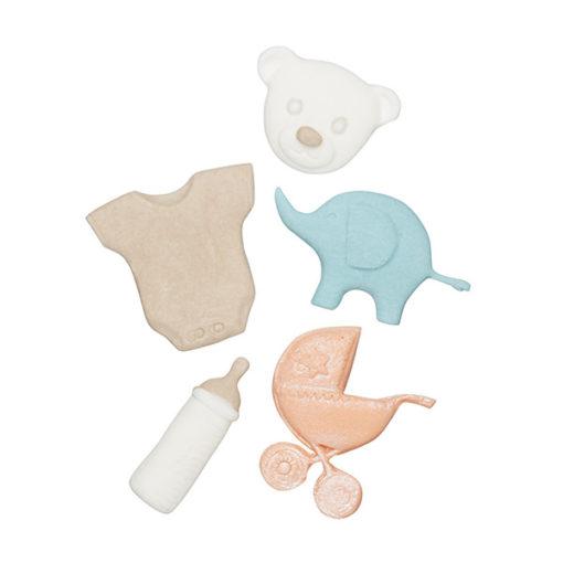Baby Silikonform