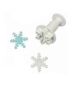 Ausstecher - Mini Schneeflocken 3er Set