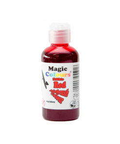Magic Colour Airbrush Lebensmittelfarbe - rot