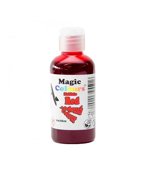 Magic Colour Airbrush Lebensmittelfarbe - rot