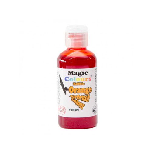 Magic Colour Airbrush Lebensmittelfarbe - orange