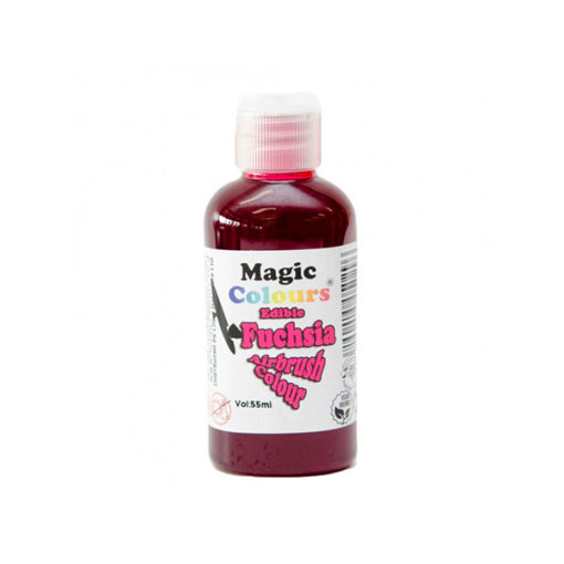 Magic Colour Airbrush Lebensmittelfarbe - pink (dunkel)