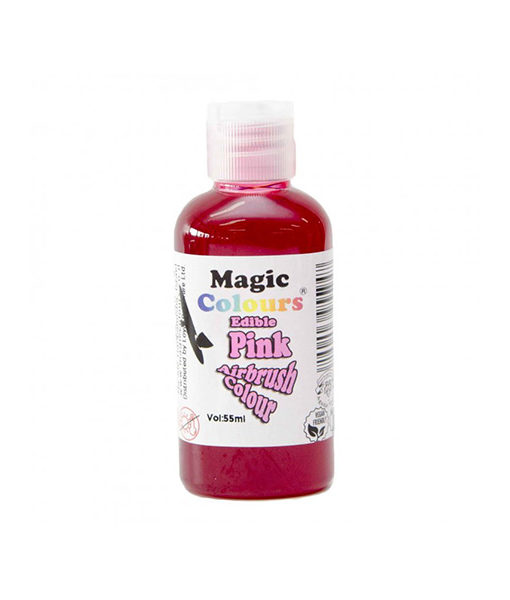 Magic Colour Airbrush Lebensmittelfarbe - pink