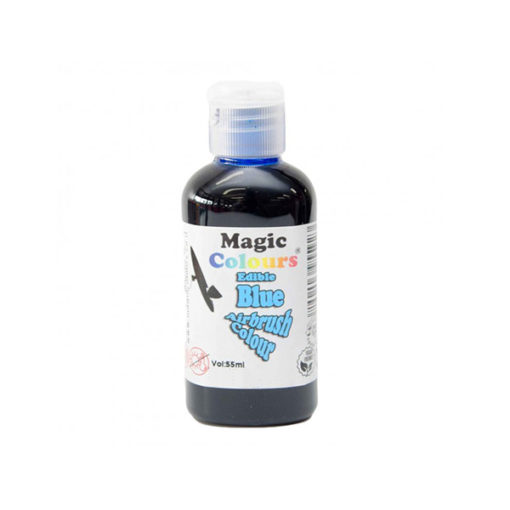 Magic Colour Airbrush Lebensmittelfarbe - blau