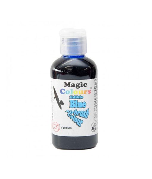 Magic Colour Airbrush Lebensmittelfarbe - blau
