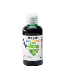 Magic Colour Airbrush Lebensmittelfarbe - grün