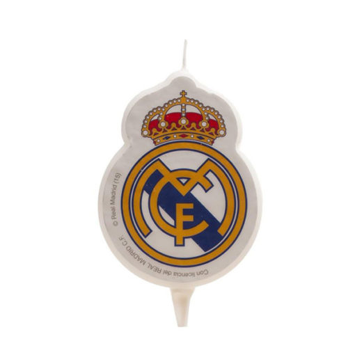 Kuchenkerze Real Madrid