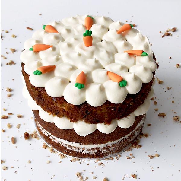 Rezept Karrotenkuchen oder auch Carrot Cake