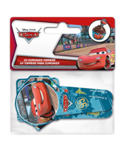 Cupcake Topper - Cars