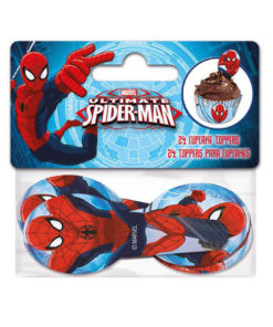 Cupcake Topper - Spiderman
