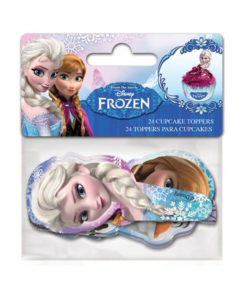 Cupcake Topper - Frozen