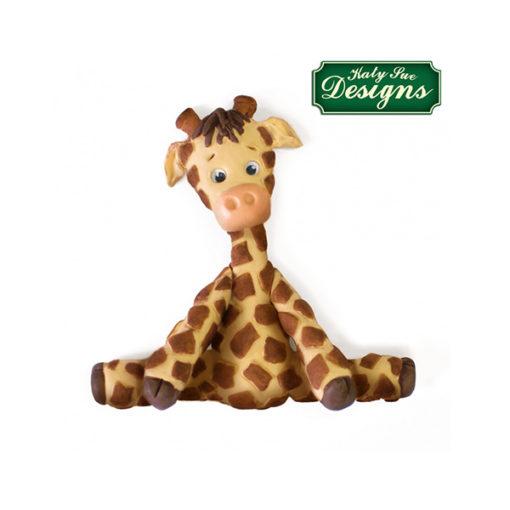 Katy Sue Silikonform - Giraffe