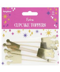 Cupcake Topper - Prinzessinen Krone