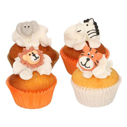 Zuckerdekor - Zootiere