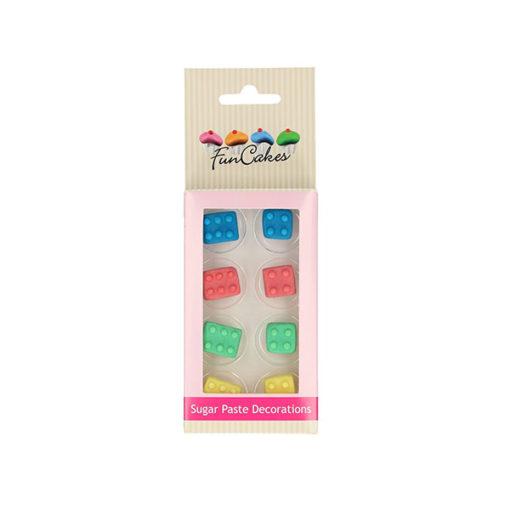 Zuckerdekor - Bausteine
