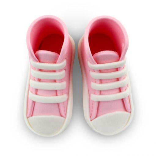 Zuckerdekor Sneaker pink
