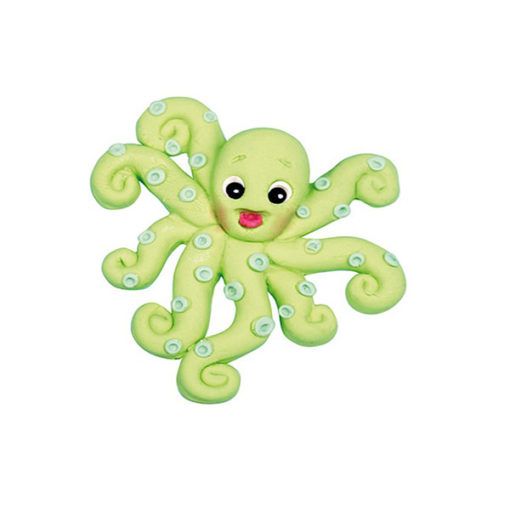 Silikonform - Oktopus