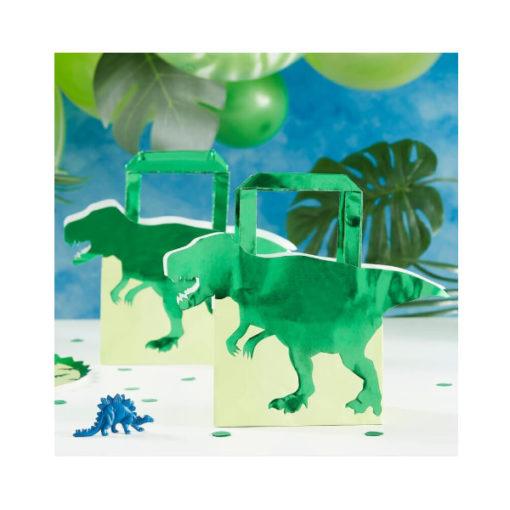 Geschenkstüte Dinosaurier