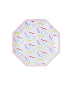 Pappteller Sprinkles