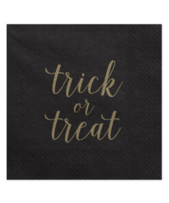 Servietten - TRICK OR TREAT