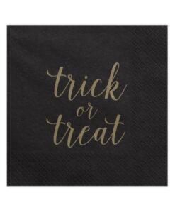 Servietten - TRICK OR TREAT