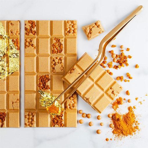 Callebaut belgische Schokolade, gold