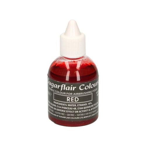 Airbrush Lebensmittelfarbe - rot