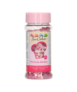 FunCakes Streusel Prinzessin Mix 50g