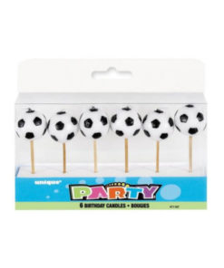 Kerzen Fussball