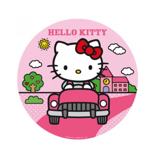 Tortenaufleger Hello Kitty