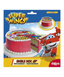 Tortenaufleger Super Wings